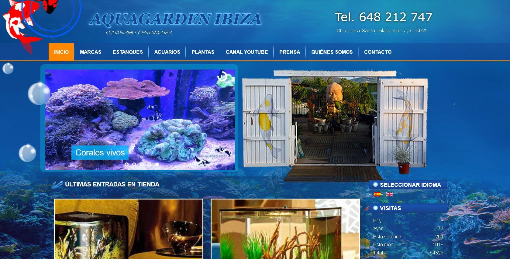 Aquagarden Ibiza
