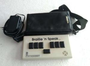 Braille speak o Braille hablado