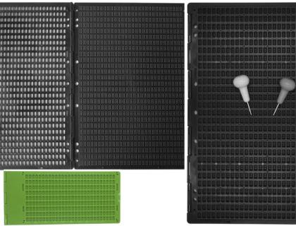 imagen de Pauta braille tradicional