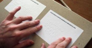 voto accesible, imagen de un kit