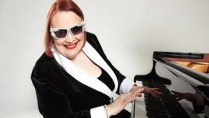 músicos ciegos: imagen de Diane Shurr