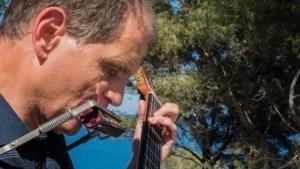 músicos ciegos: imagen de Martí Batalla