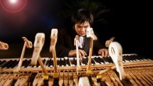 músicos ciegos: imagen de Nobuyuki Tsujii