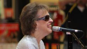 músicos ciegos: imagen de Terri Gibbs