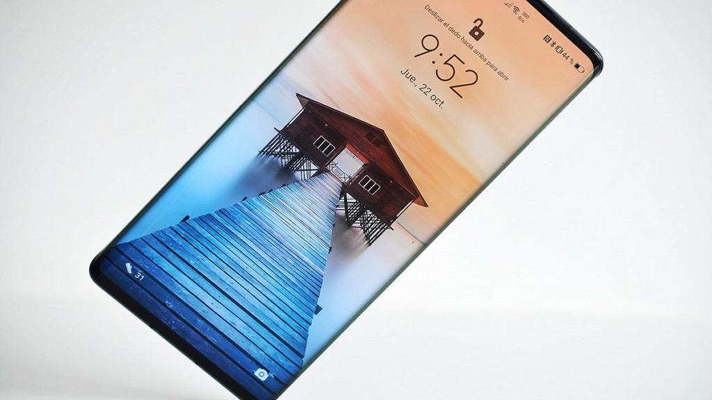 imagen de un smartphone con sistema operativo android