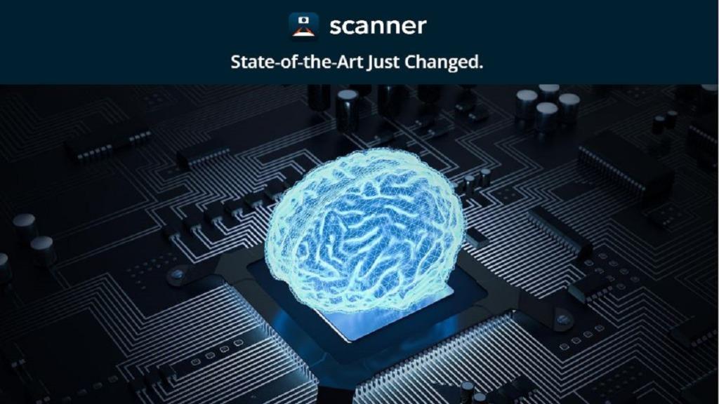 aplicación voice dream scanner: imagen de propaganda de la aplicación