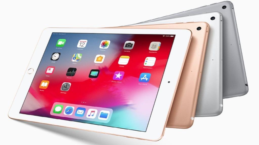 mejores ordenadores para personas con discapacidad visual: imagen de iPads