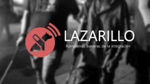 aplicación lazarillo: imagen de usuarios de la aplicación