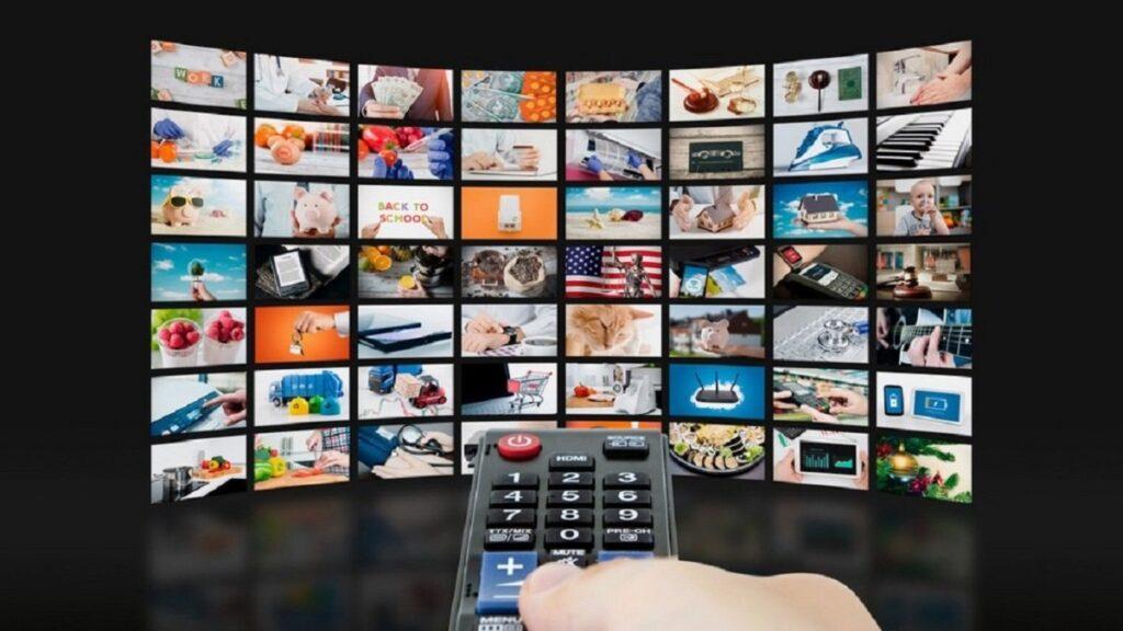 accesibilidad de plataformas de streaming: imagen de los contenidos de algunas de ellas