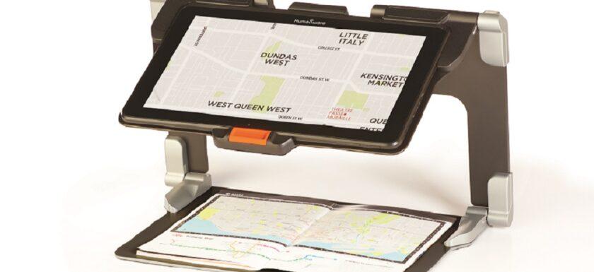 connect 12: imagen del dispositivo en funcionamiento