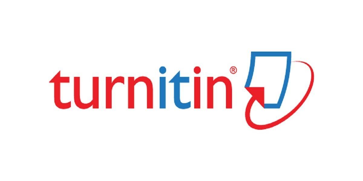 imagen del logo de la herramienta turnitin.