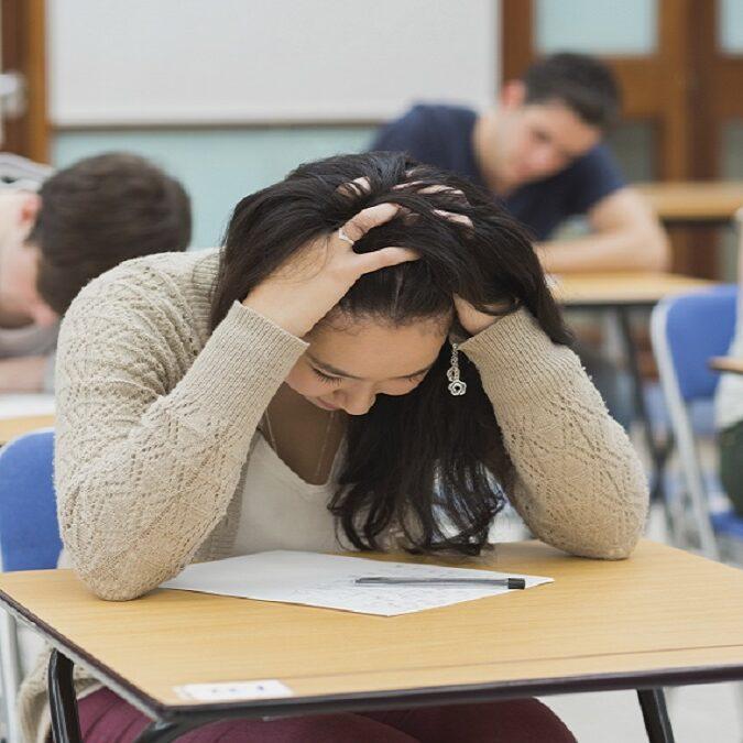 hacer frente a la ansiedad en los exámenes