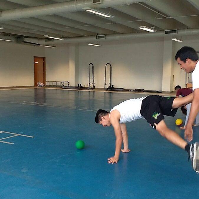 interés en la educación física